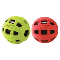 Nerf Sert Lastik Kaplamalı Tenis Topu (9 Cm)