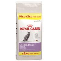 Royal Canin Fhn Sterilised 10+2 Kg Kısırlaştırılmış Kedi Maması gk