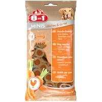 8İn1 Mınıs Chicken&Carrot 100 Gr Köpek Ödülü (Tavuklu&Havuçlu)