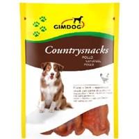 Gimborn Gimdog Köpek Country Snacks Kurutulmuş Fileto Tavuk Parçalı Ödül 100 Gr