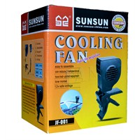 Sun Sun Soğutucu Fan Jf-001 7 W