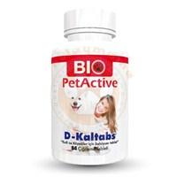 Bio Active D-Kaltabs Kedi Ve Köpek 84 Kalsiyum Tableti 126 Gr