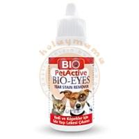 Bio Pet Active Kedi Ve Köpek Göz Yaşı Leke Çıkarıcı 50 Ml