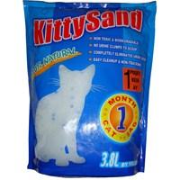 Kitty Sand Silica Kedi Kumu 3,8 Lt