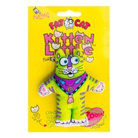 Kitty Hoots Kedi Oyuncağı Cat Kitten Little 9 Cm