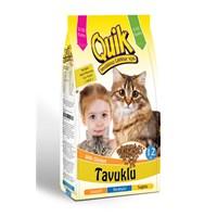 Quik Tavuklu Kedi Maması 12 Kg