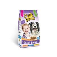 Quik Yüksek Enerji Köpek Maması 12 Kg