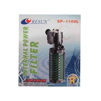 Resun Sp-1100L İnternal Power Filter İç Filtre 500 L-H