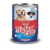 Miglior Gatto Biftekli Yetişkin Köpek Konserve Maması 405gr