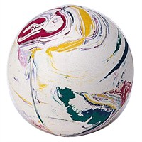 Ferplast Alacalı Köpek Oyun Topu Sert Large 5 cm
