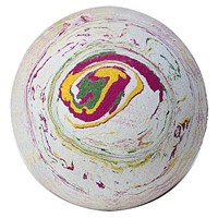Ferplast Pa 6030 Rubber Ball Small Küçük Boy Zıplayan Top Köpek Oyuncağı