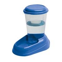 Ferplast Nadir Saklamalı Şeffaf Kedi-Köpek Su Kabı 3 lt Mavi