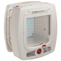 Ferplast Swing Microchip White Mikroçipli Beyaz Köpek Kapısı