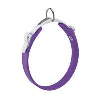 Ferplast Ergoflex C22/42 Purple Colla Ayarlınabilir Köpek Tasması Mor