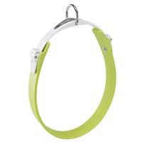 Ferplast Ergoflex G18/110 Lead Green Ayarlınabilir Köpek Tasması Yeşil
