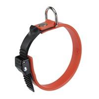 Ferplast Ergoflex C15/25 Orange Colla Ayarlınabilir Köpek Tasması Turuncu
