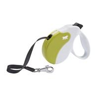Ferplast Amigo M Tape Beyaz-Yeşil Otomatik Köpekgezdirme Kayısı