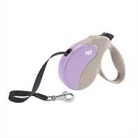 Ferplast Amigo M Tape Dove-Gri Otomatik Köpek Gezdirme Kayısı
