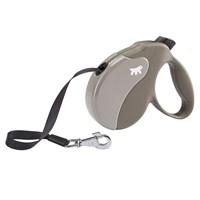 Ferplast Amigo L Tape Dove-Gri Otomatik Köpek Gezdirme Kayısı