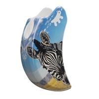 Ferplast Cover Amigo Mini Zebra Otomatik Köpek Gezdirme Tasması Kılıfı