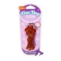 Hartz Toy Tiny Dog Dental Duo Dog Toy Bacom'lı Dental Çiğneme Oyuncağı Kemik