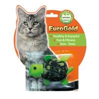 Eurogold Kurmalı Hareketli Kamplubağa Kedi Oyuncağı