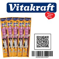 Vitakraft Beef Stick® Ödül Çubuğu 12 gr Extra Vitaminli