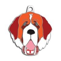 Dalis Pet Tag - St. Bernard Köpek Künyesi (İsimlik)