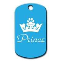 Dalis Pet Tag - Prınce Kedi Köpek Künyesi (İsimlik)