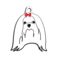 Dalis Pet Tag - Maltese Terrıer Köpek Künyesi (İsimlik)