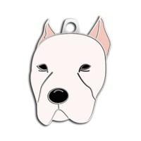 Dalis Pet Tag - Dogo Argentıno Köpek Künyesi (İsimlik)