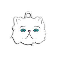 Dalis Pet Tag - İran Kedisi Kedi Künyesi (İsimlik)