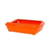 Moderna Aristo Açık Tuvalet 50 Cm Kırmızı