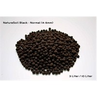 Aqua Deco Nature Soil Black Normal 3L Bitki Kumu