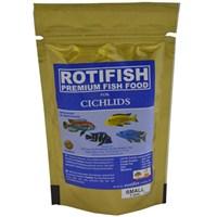 Rotifish Cichlid Red Small (1 Mm) 100Gr. (Etçil Ciklit Balıklarınız İçin)