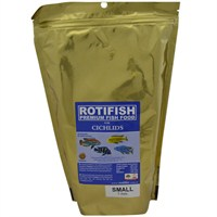 Rotifish Cichlid Red Small (1 Mm) 800Gr. (Etçil Ciklit Balıklarınız İçin)