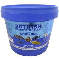 Rotifish Cichlid Red Medium (Yavaş Batan) (2 Mm) 5000Gr.