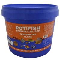 Rotifish Freshwater Fish Flake 800Gr. Tatlısu Balıkları İçin Pul Yem