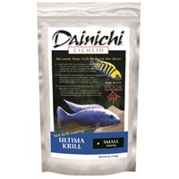 Dainichi Ultima Krill Small 250 Gr. 2 Mm. Çiklit Balığı Yemi