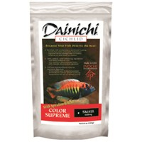 Dainichi Color Supreme Small 2,5 Kg. 2 Mm. Doğal Renlendirici Çiklit Yemi