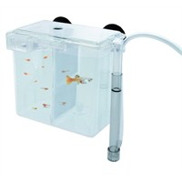 Tom 1453 İnternal Breeding Box + 2 adet Rotifish Starter Feed Yavru Balık Yemi 13Gr. Hediye!