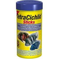 Tetra Cichlid Sticks Balık Yemi 250 Ml