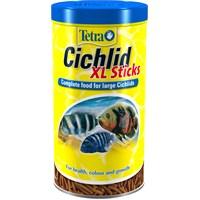 Tetra Cichlid Xl Sticks Balık Yemi 1Lt
