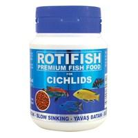 Rotifish Cichlid Red Small (Yavaş Batan) (1 Mm) 100Ml (70 Gr.)
