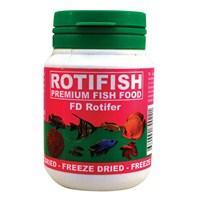 Rotifish Fd Rotifer 100Ml (20Gr.) Kurutulmuş Rotifer