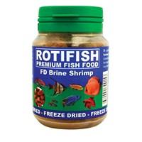 Rotifish Fd Brine Shrimp 100Ml (20Gr.) Kurutulmuş Artemia Küp Formunda
