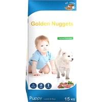 Golden Nuggets Yavru Köpek Maması (3 ay - 12 ay arası)