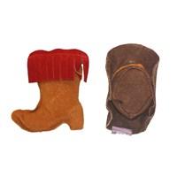 Suede Boot & Hat Assortment (Kedi Oyuncağı, Diş Kaşıyıcı,Catnipli,Kediotlu)