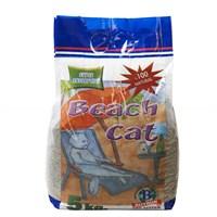Beach Cat Topaklanan Süper Emici İnce Taneli Kedi Kumu 5kg