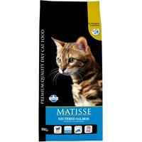 Matisse Neutered Kısırlaştırılmış Somonlu Kuru 10 Kg Kedi Maması